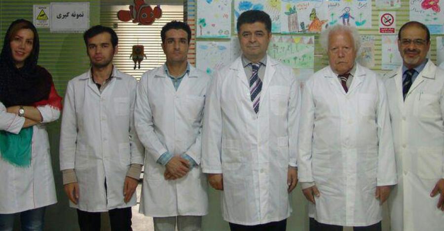 آزمایشگاه پاتوبیولوژی سفیر